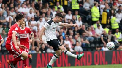 Derby Beaten By Boro At Pride Park