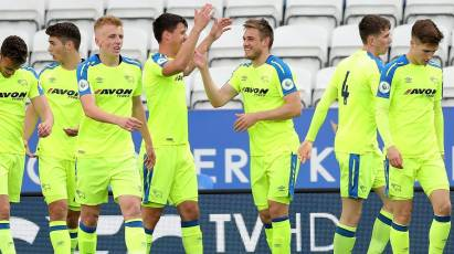 Young Rams Secure Safety Despite Defeat At Leicester
