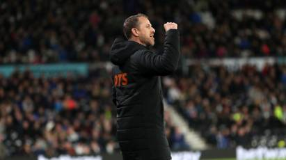 "Rowett Hails ""Best"" Performance"