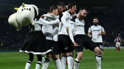The Last Meeting - Derby County 2-0 Aston Villa