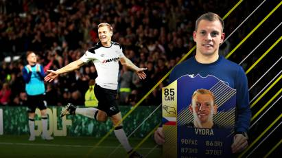 Vydra Named In EA Sports' EFL Team Of The Season