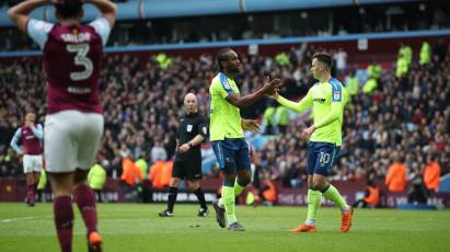 Late Leveller Thwarts Rams At Villa Park