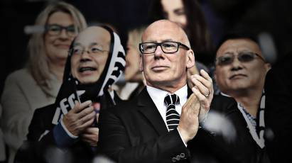 Read Our Exclusive Interview With Mel Morris In The Ram