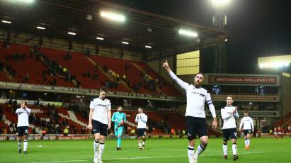 The Last Meeting - Barnsley 0-3 Derby County