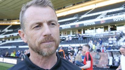 Rowett Hails Quality Of Rams' Goals