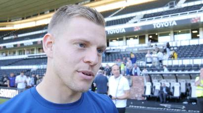 Vydra Targeting Special Finish To Special Season