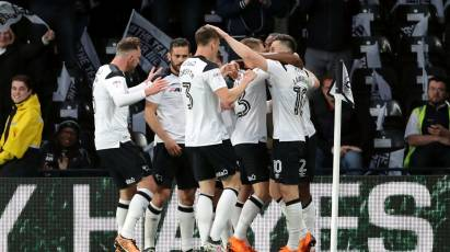 Derby County 1-0 Fulham (Play-Off Semi-Final First-Leg)