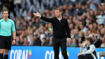 "Rowett Demands ""Same Mentality"""