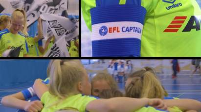 Behind The Scenes At The Under-15s Futsal Cup Finals