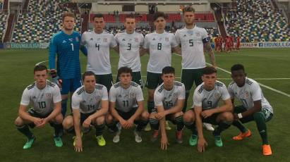 Babos Makes Wales Under-21 Bow