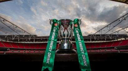 Carabao Cup: First Round Draw Numbers Confirmed