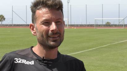 Jones: Excited For A New Challenge