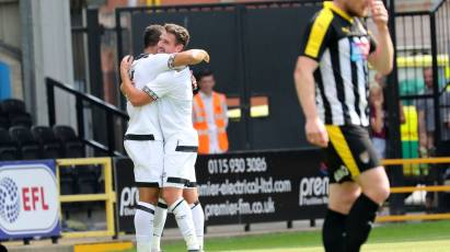 Notts County 1-4 Derby County