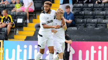 Re-Watch The Pre-Season Trip To Notts County In Full