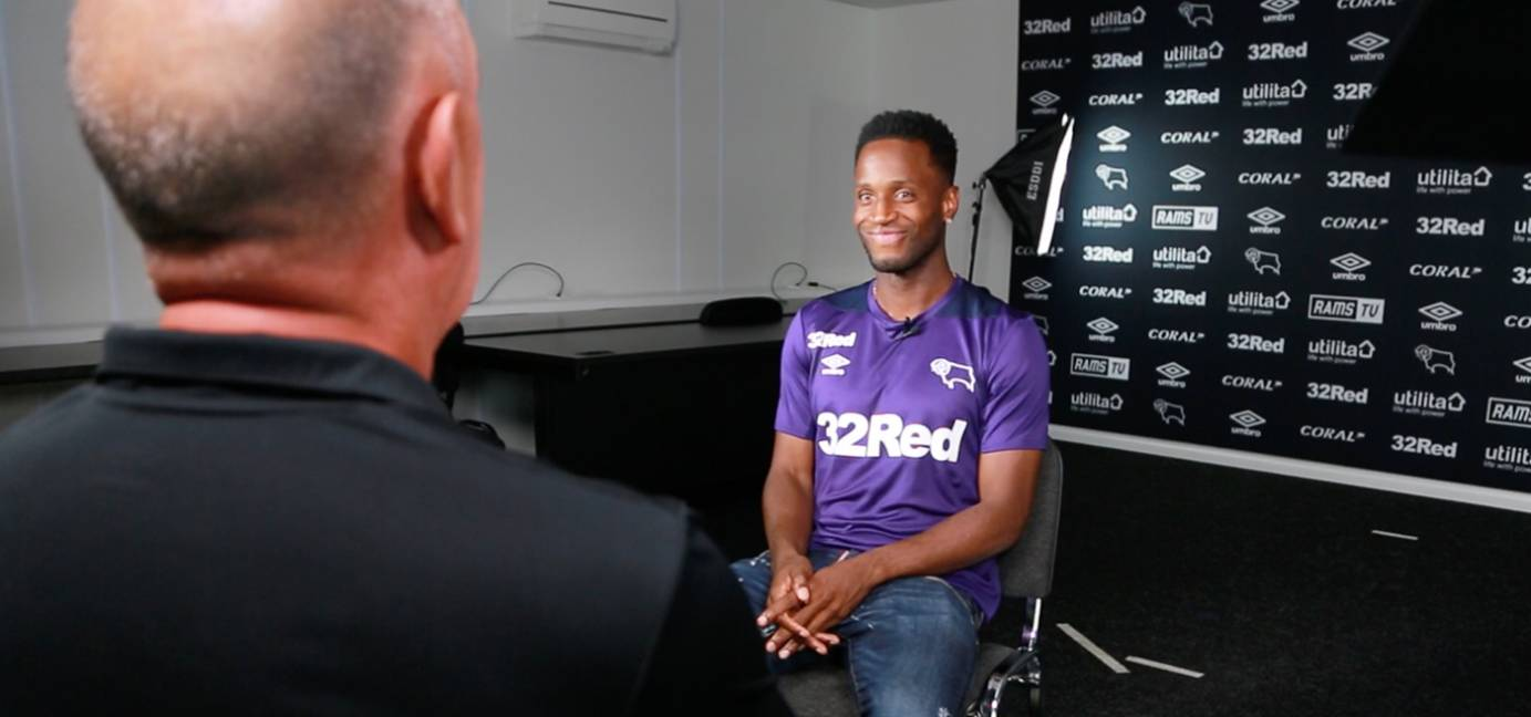 Watch Jozefzoon's First Interview As A Ram Now