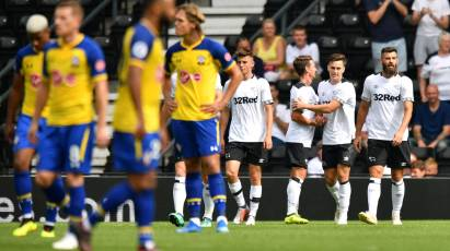 Re-Watch The Rams' Pre-Season Clash With Southampton In Full