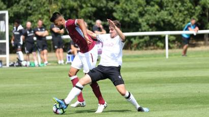 Derby County U23s 1-2 Aston Villa U23s