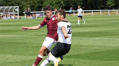 Re-Watch The U23s' Meeting With Aston Villa In Full