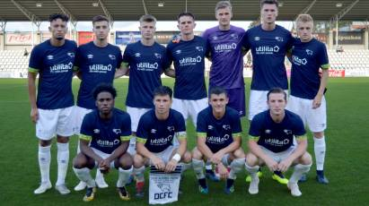 Young Rams Fall To Real Union In Steve Bloomer Trophy