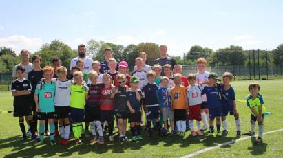 Special Guests Join Rammie At Holiday Coaching Camps