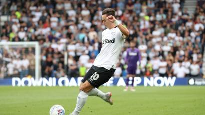 Derby Beaten By Leeds At Pride Park