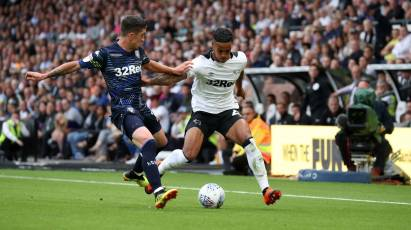 Derby County 1-4 Leeds United