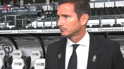 Lampard Reflects On A 'Frustrating' Afternoon