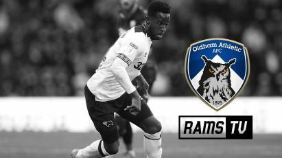 How To Follow Derby's Cup Clash At Oldham