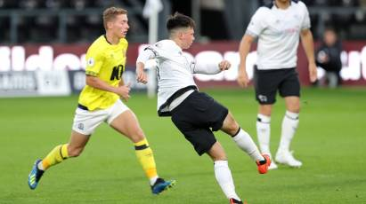 Swansea City 1-1 Derby County U23s