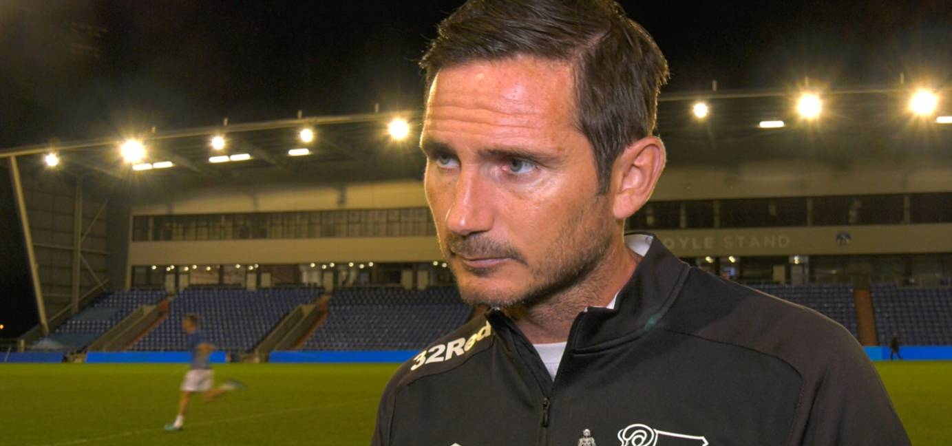 """Lampard Reflects On """"Professional"""" Performance"""