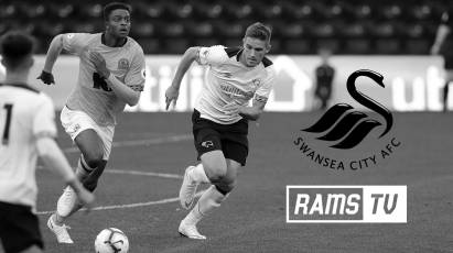 Watch Derby County's Under-23s Take On Swansea For FREE