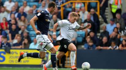 Re-Watch The Rams' Meeting With Millwall In Full