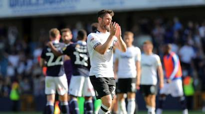 Nugent Urges Rams To Bring The Fight After Millwall Defeat
