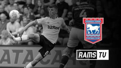 See Derby Face Ipswich LIVE On RamsTV Tonight!