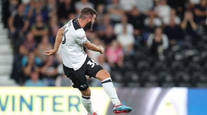Ledley Scores First Pride Park Goal In 'Vital' Victory