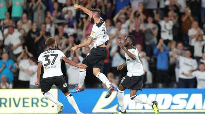 Rams Secure Three Points At Pride Park Against Ipswich