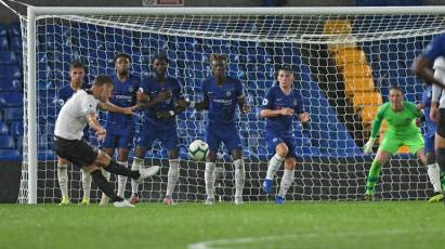 Chelsea 0-1 Derby County