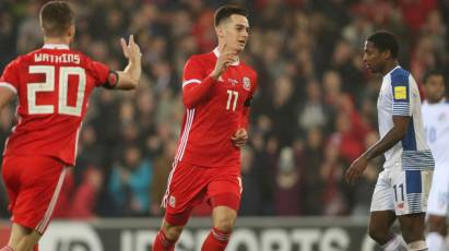 Derby Trio Named In Wales Squad