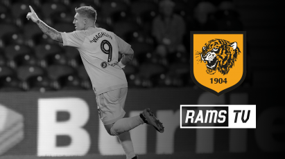 How To Follow Derby's League Clash With Hull On RamsTV