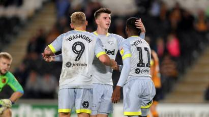 Hull City 0-4 Derby County