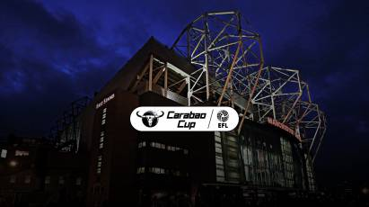 Derby To Face Manchester United In Round Three