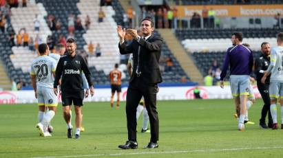 Lampard Hails Derby's Character After Late Victory