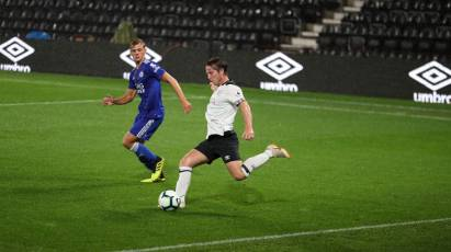 Derby County 0-2 Leicester City