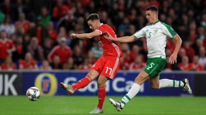 Lawrence Nets In Wales' Nations League Victory