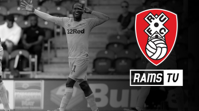 Follow Derby's Clash With The Millers on RamsTV