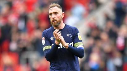 Keogh Proud To Reach 300 Appearances