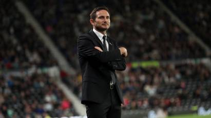 Lampard Provides Injury Update Ahead Of West Brom Clash