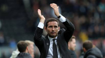 Lampard Pleased With The Reaction From His Side