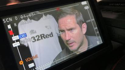 Lampard Previews Manchester United Cup Clash