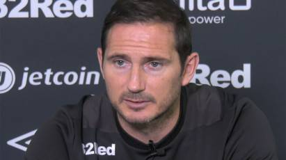 Watch Lampard's Pre-Manchester United Media Briefing In Full